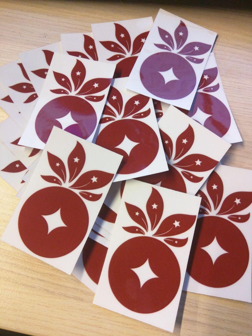 SITCON x HK Stickers