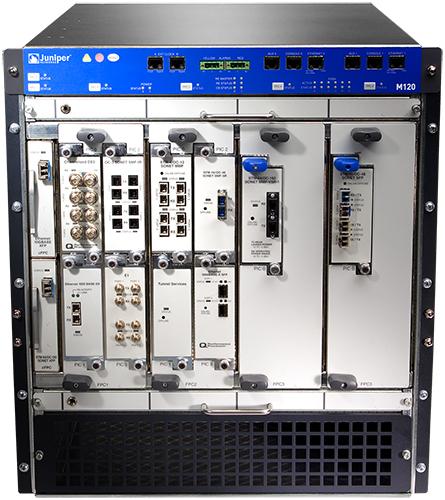 Juniper M120 Edge Router